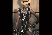 Fashion-Out Of Africa / by Lady Walker