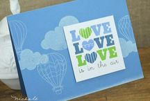 Cards - Hot Air Balloon