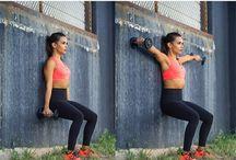 • Workout • Legs