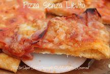 TORTE SALATE, PIZZE, PANE & C. / Un pizzico di fantasia