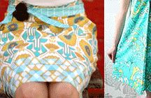 Fabric / Inspiration for dress