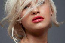 Hair styles, colors & tricks / by Robyn Demetriou