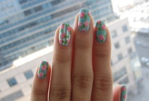 Nail Art / by Courtney Osters