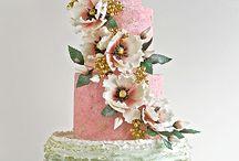 Springtime Cakes