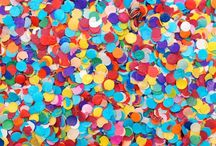 '80s Party Idea: Confetti and Color / by Mirror80
