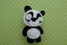Filtdyr / Panda