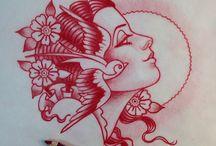 Tatoeages / Tattoo ideeën
