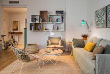 Sala - Living room / We love design: Referências de decoração para sala de estar.