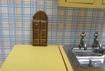 Miniatures for Tiny, Tiny Houses