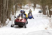 Snowmobiling in Peterborough & the Kawarthas / Peterborough & the Kawarthas lies in the heart of Ontario's inter-connected network of snowmobile trails and offers some of the best snowmobiling and reliable conditions in cottage country.