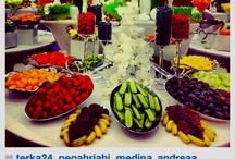 Fruits tray for any party / by Rita De Santis