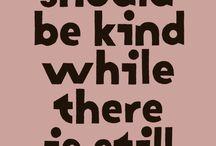 Typographic Posters // Examples