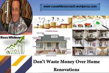 Don't Waste Money Over Home Renovations / Home redesign is a $500 billion business and at the same time it does not mean all redesign is an effective one.