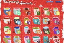 Calendarios de Adviento con regalos gratis / #CalendariosdeAdviento con premios de diferentes marcas. Participa cada día y prueba suerte en el #premio que se encuentra tras el día de hoy.