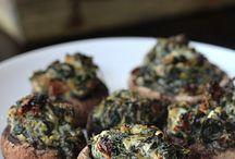 Mushrooms...mmmmmmm!!