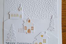 My  DIY Christmas Cards