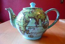 Tea Time / Tea pots and tea cups