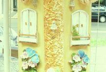 pintadas telhas