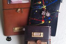 notebook, journal etc