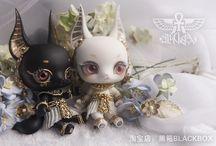 Anthro doll