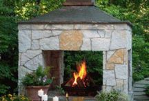 Fireplaces/Outdoor