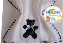 Baby cloths and nappies