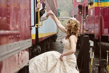 Wedding dresses / The most important day of a persons life and also very romantic.