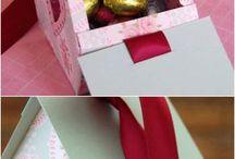 подарки и упаковка для них