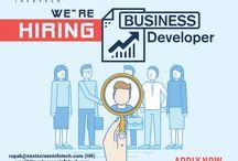 Hire Business Devoloper