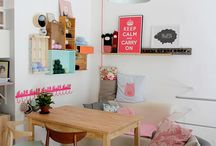 Childrens bedroom / by Lucy & Sam