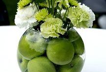 Vase pommes