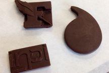 #3D#chocolat#printing#food / #3D#printing#chocolat