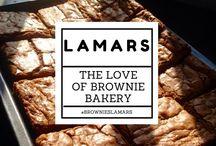 #LaMarsQuotes / Todas las frases que nos lleven a sentir el placer de tener un brownie al frente!