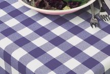 Oswaldtwistle Mills Linens - Table Cloths & Napkins / Explore our range of linens available at Oswaldtwistle Mills