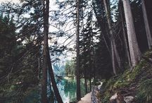 hike and camping