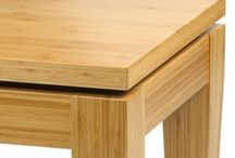 Honey Family / Bamboogle's classic Honey finish with all the related tables.