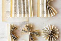 Paperiaskartelua - paper crafts