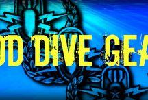 EOD Dive Gear
