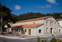 Wine museums Greece / Wijn musea Griekenland