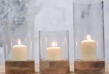 Lanterns & Tea Lights