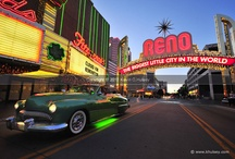 Reno, Nevada / Highlights of Reno, Nevada and some of their annual events - Reno is just 30miles from Truckee, CA and close to Lake Tahoe!