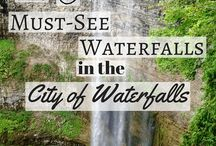 Waterfalls / These beautiful waterfalls make for must-see travel destinations all over the world!