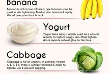 Remedies for skin, hair & body