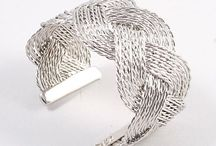 jewelry: wire / wire, chain maille, wire rings, wire loops, wire fabric, necklaces, rings, bracelets, jewelry, diy, purchase, handmade, how to