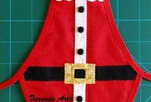costura navideña
