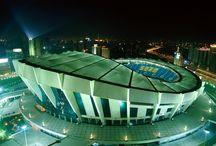 Estadios de fútbol / Los estadios de fútbol más impresionantes del mundo