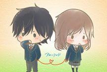 Anime cuteness