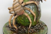 Immaculate Confections - Geeky Cakes / All things fantasy and sci-fi... some not for the faint hearted!!