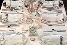 Table setting / by Jeni Maly