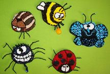 """MY WORK. A collection of """"Insects"""" / The collection was established in 2012. Has been shown in international exhibitions: """"Bead Design 2011"""" (Moscow) and """"Colors of Soul"""" in 2011 (Minsk, Belarus)"""